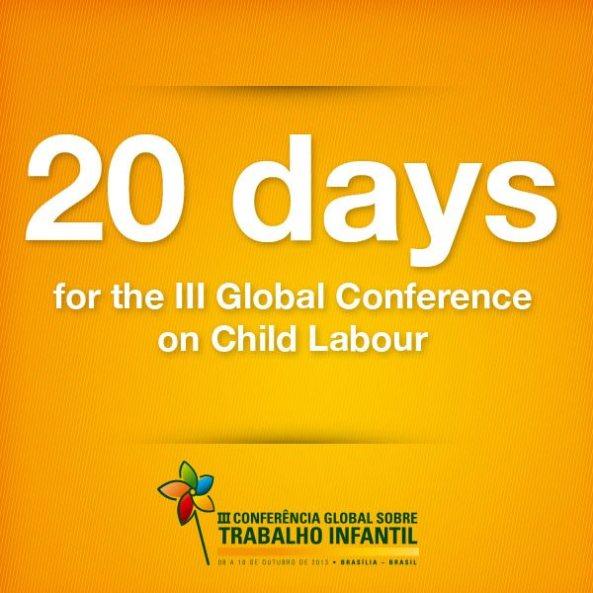 III Conferência Global sobre Trabalho Infantil