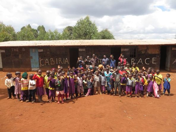 escola primária Kabíria